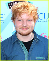 Ed Sheeran: Song on 'Catching Fire' Soundtrack?