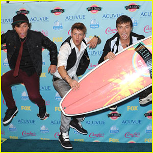 Emblem3 - Teen Choice Awards 2013