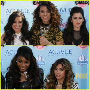 Fifth Harmony - Teen Choice Awards 2013