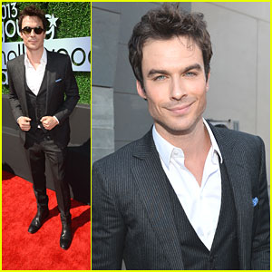 Ian Somerhalder - Young Hollywood Awards 2013