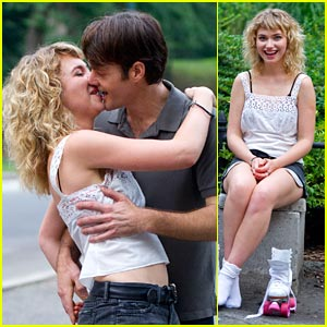 Imogen Poots: 'Squirrels to the Nuts' Kiss with Will Forte!
