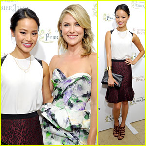Jamie Chung: Ali Larter's Cookbook Launch Party