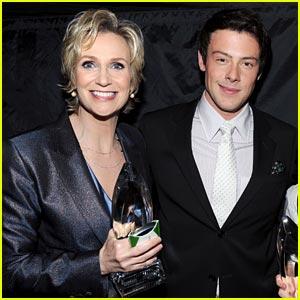 Jane Lynch & Harry Shum Jr. Talk Cory Monteith, Returning to 'Glee'