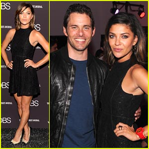 Jessica Szohr: 'Jobs' Premiere & G-Shock Party Pics!