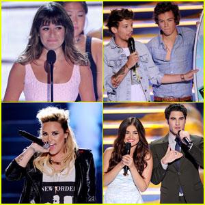 JJJ's Teen Choice Awards Recap 2013