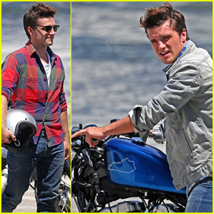 Josh Hutcherson: 'Catching Fire' World Premiere Set for London
