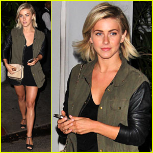Julianne Hough: I'm So Proud of Lily Collins!