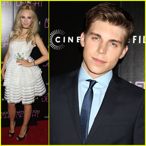 Juno Temple & Nolan Gerard Funk: 'Afternoon Delight' Premiere