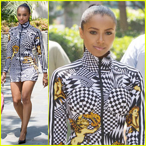 Kat Graham: 'Power' Promo in L.A.