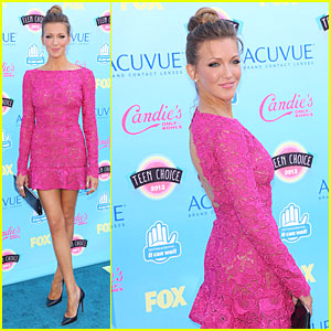 Katie Cassidy - Teen Choice Awards 2013