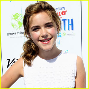 Kiernan Shipka Joins Lifetime's 'Flowers in the Attic'