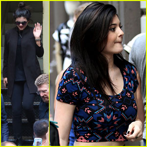 Kylie Jenner Takes NYC By Storm