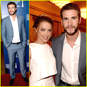 Liam Hemsworth: Hollywood Foreign Press Association's Installation Luncheon 2013