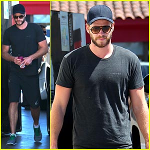 Liam Hemsworth: Hope You Get to See 'Paranoia'!