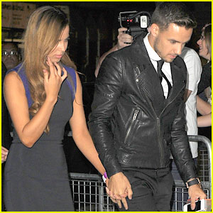Liam Payne & Sophia Smith: 'This Is Us' After-Party Pair