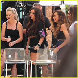 Little Mix To Present at Teen Choice Awards 2013