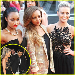 Little Mix: 'One Direction: This Is Us' Premiere Pretty