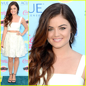 Lucy Hale - Teen Choice Awards 2013
