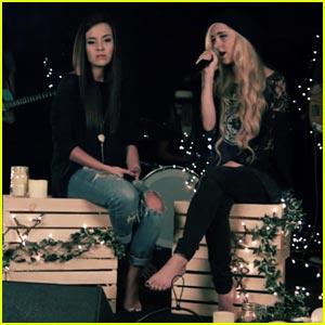 Megan & Liz: 'Karma's Coming Back for Me' - Watch Now!
