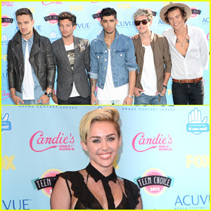 Miley Cyrus to Perform at VMA's, One Direction To Present!