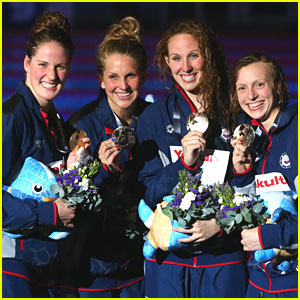 Missy Franklin: Gold at FINA World Championships 2013!