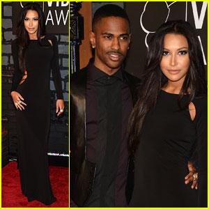 Naya Rivera & Big Sean - MTV VMAs 2013