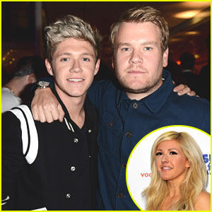 Niall Horan 'Just Friends' with Ellie Goulding