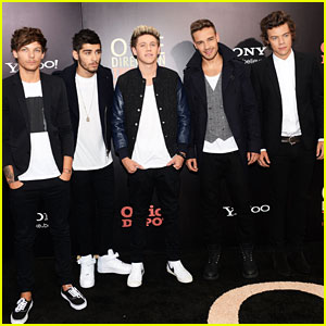 One Direction: 'This is Us' NYC Premiere