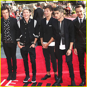 One Direction: 'This Is Us' World Premiere Pics!
