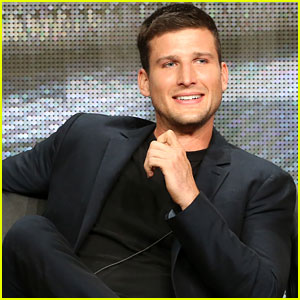Parker Young: 'Enlisted' TCA Panel 2013