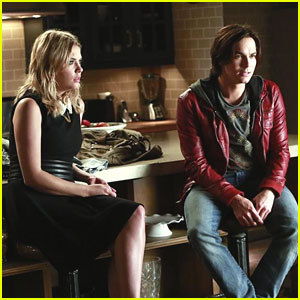 Tyler Blackburn & Ashley Benson: New 'Pretty Little Liars' Tonight!