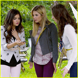 'Pretty Little Liars' Summer Finale Recap: Is Alison Still Alive & Who Is A?