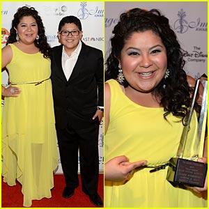 Raini Rodriguez: Imagen Award Winner!