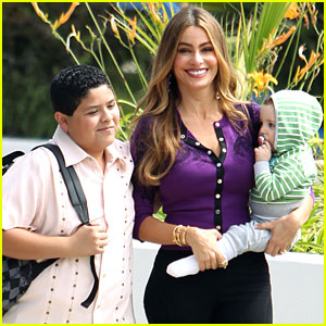 Rico Rodriguez: 'Modern Family' Filming