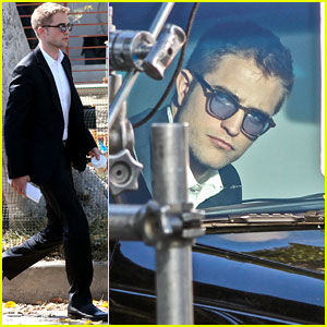 Robert Pattinson Reportedly Had 'Intense' Talk with Kristen Stewart