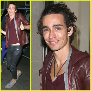 Robert Sheehan: Ivy Club Dinner