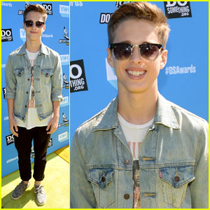 Ryan Beatty: Do Something Awards 2013