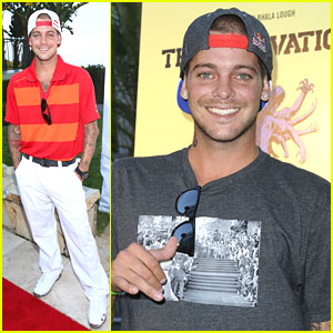 Ryan Sheckler The Motivation Premiere After Annual Golf