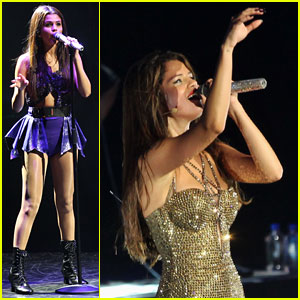 Selena Gomez: 'Stars Dance' Tour Kick-Off Pics!