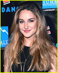 Shailene Woodley to Chop Hair For Charity
