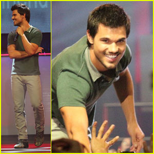 Taylor Lautner: I'm Still Close with My 'Twilight' Cast Mates