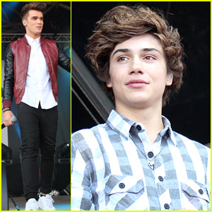 Union J: Liverpool Music Festival Pics!