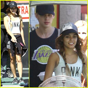 Vanessa Hudgens & Austin Butler: Studio City Couple!