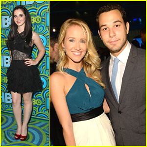Anna Camp & Vanessa Marano: HBO Emmy Party Pair