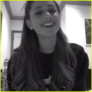 Ariana Grande: 'Where The Boys Are' Cover - Watch Now!