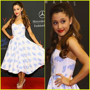 Ariana Grande: Styles Awards 2013
