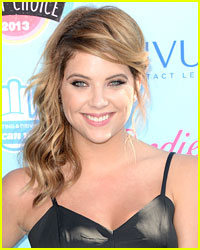 Ashley Benson Sings 'Achy Breaky Heart'