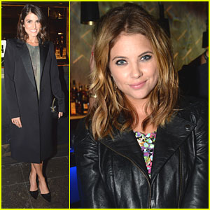 Ashley Benson & Nikki Reed: Hakkasan Beverly Hills Hotties