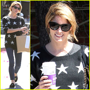 Ashley Greene: Coffee & Take Out