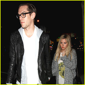 Ashley Tisdale & Christopher French: Panini's Pizza Pair